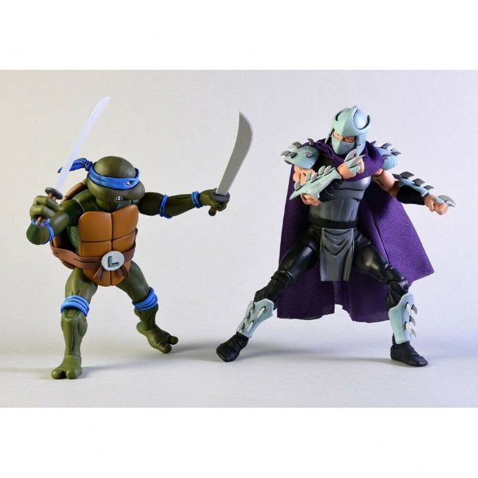 NECA TMNT Teenage Mutant Ninja Turtles 1990 Movie Action Figure – Donatello | Buy now at The G33Kery - UK Stock - Fast Delivery
